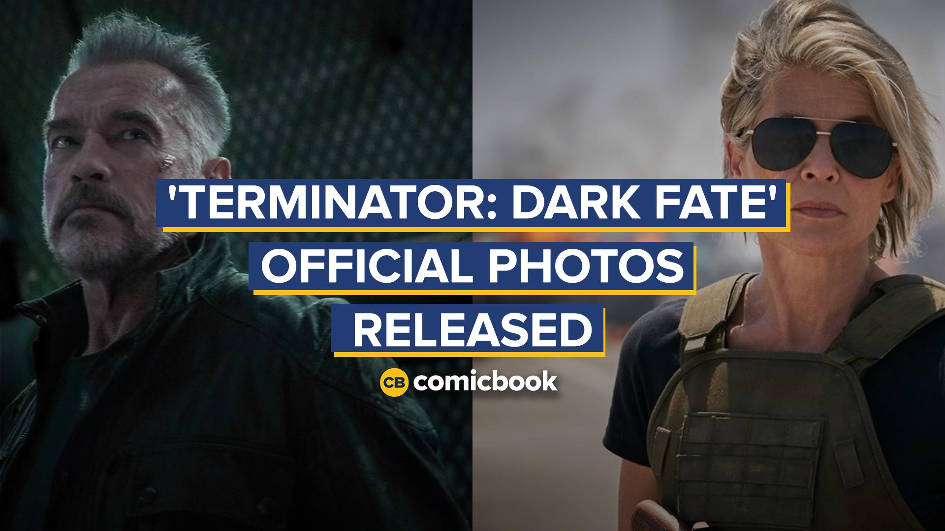 'Terminator: Dark Fate' Official Photos Released screen capture