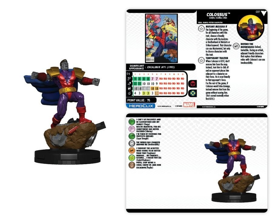 037 Colossus (SR)