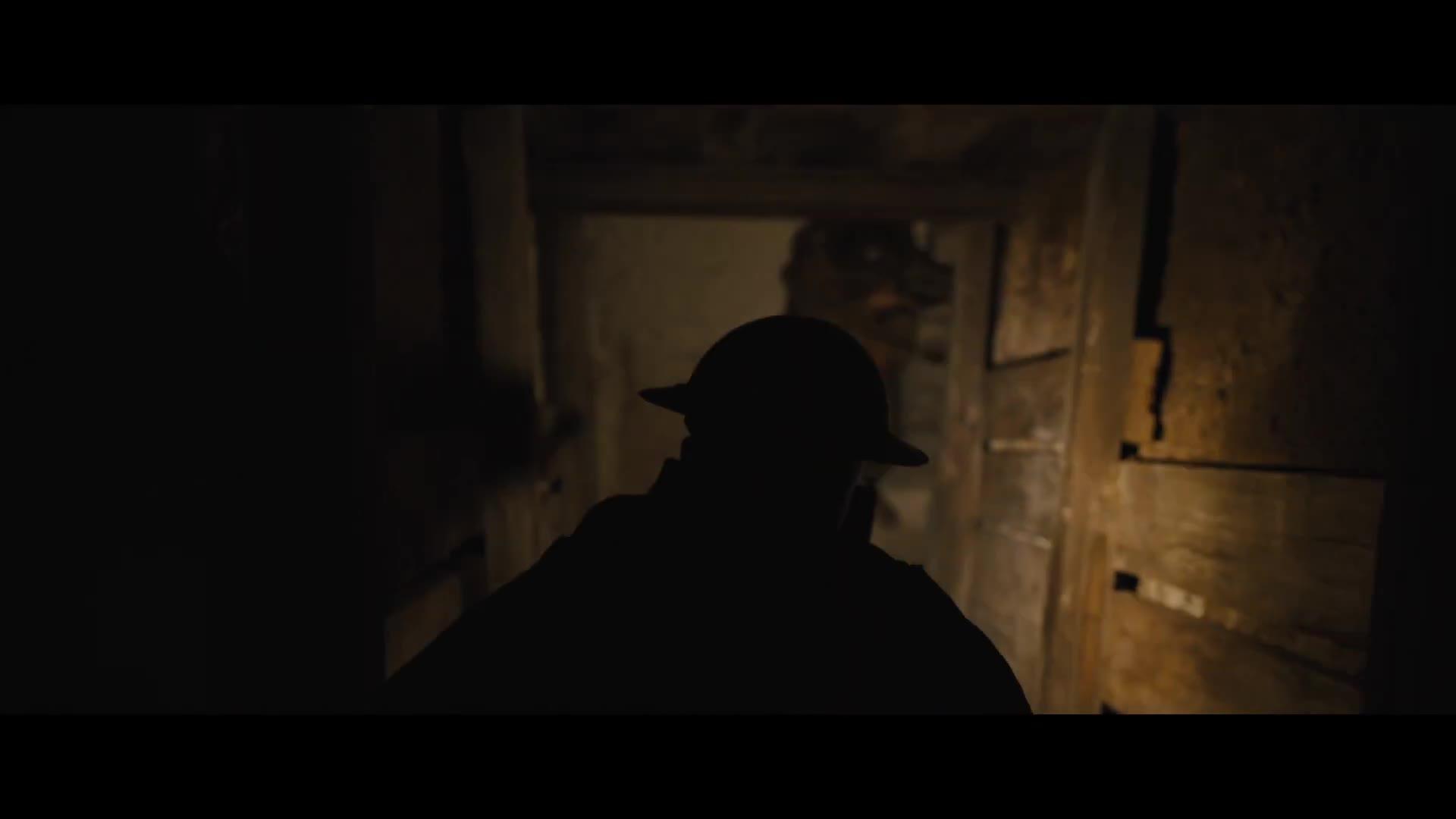 1917 - Official Trailer #1 [HD] screen capture