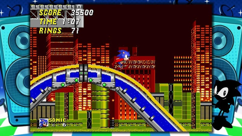 8. Sonic the Hedgehog 2  (2)