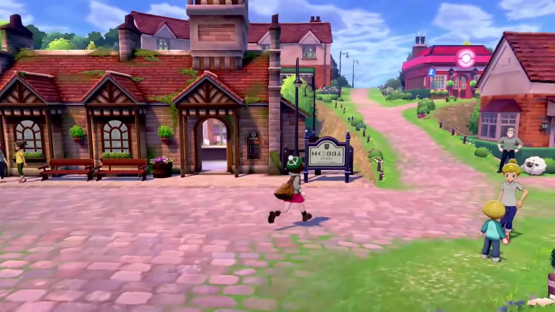 A message from GAME FREAK's Shigeru Ohmori - Pokemon Sword and Pokemon Shield (gamescom 2019) [HD] screen capture