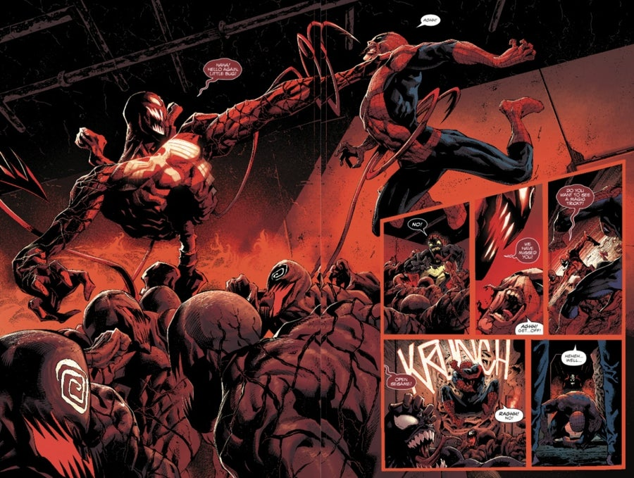 absolute carnage spider-man
