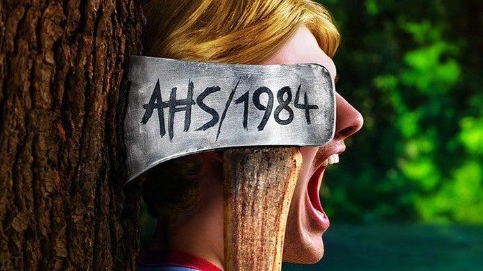 ahs 1984 axe poster
