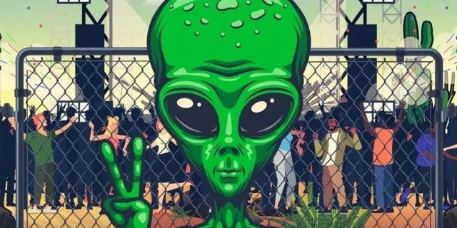 Area 51 Raid Creator Announces Alien Stock Festival