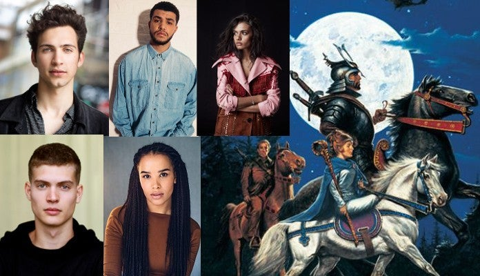 Amazon Wheel of Time Cast