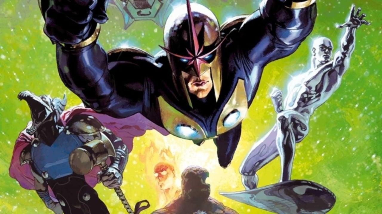 Alpha #1NMMarvel Comics 2020 Scourge Annihilation