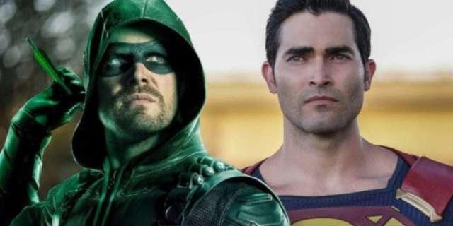 Superman Races Oliver Queen in Elseworlds Deleted Scene