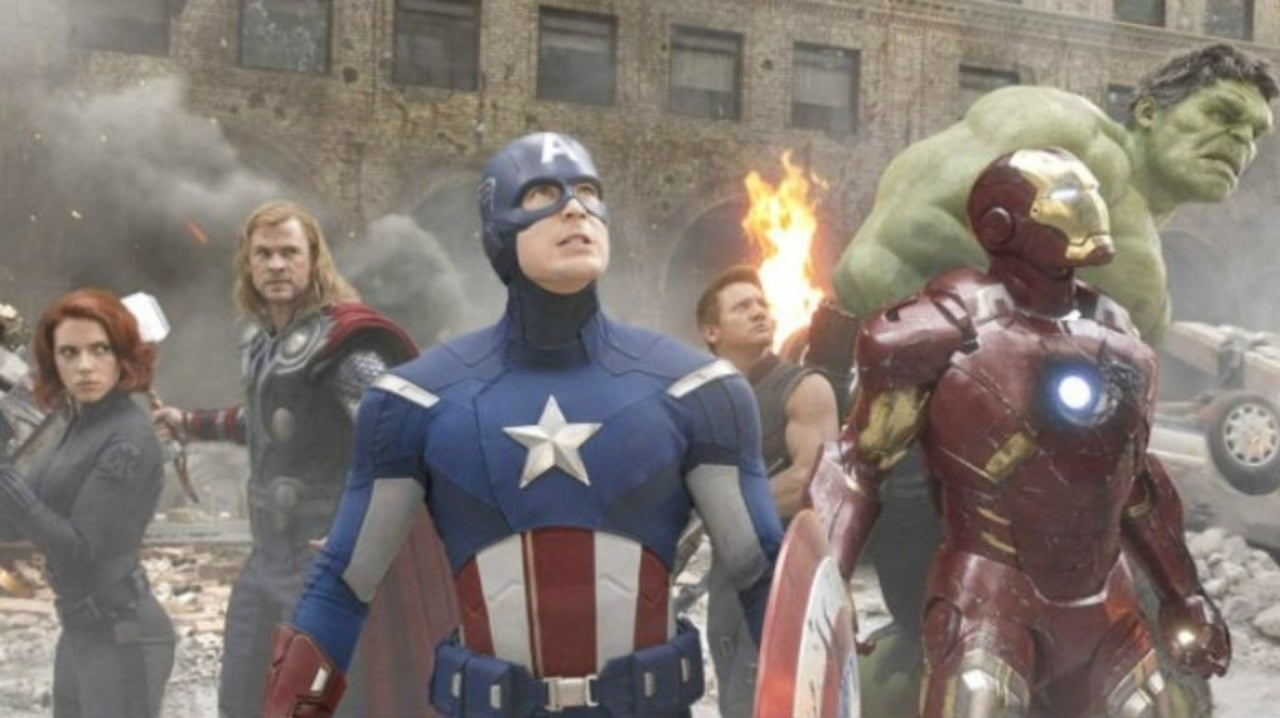 Marvel Fan Pays Tribute to the Original Six Avengers by Cutting Together End Titles