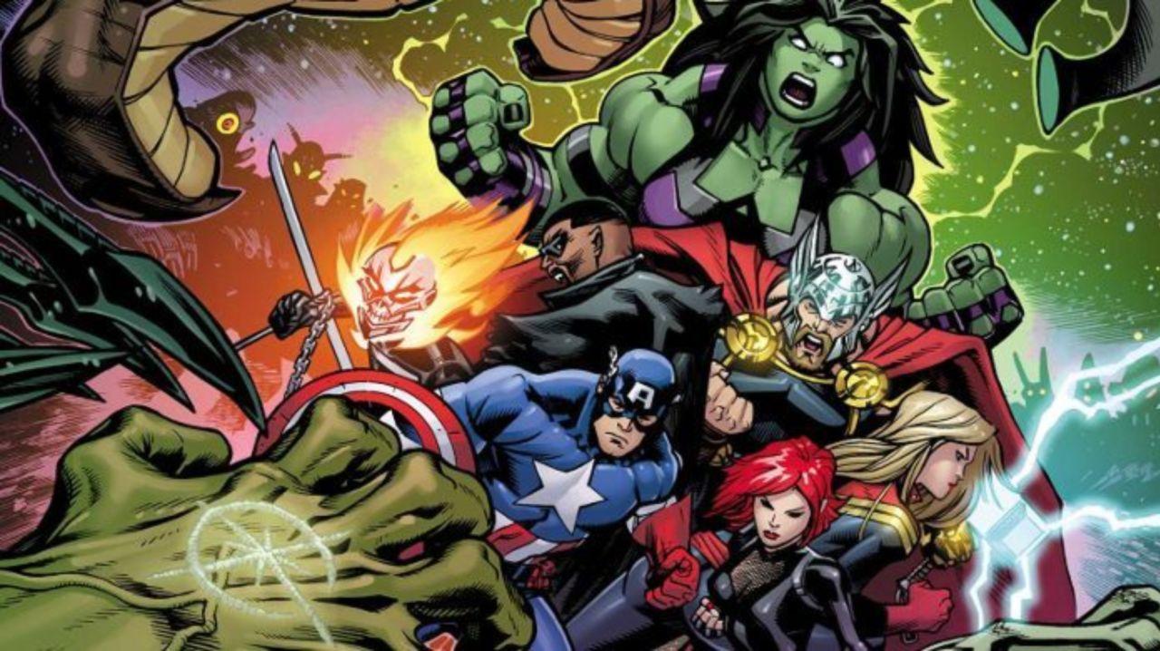 SPOILER Returns in Avengers