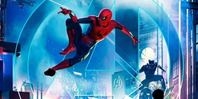 Disneyland Resort's Avengers Campus Revealed at D23 Expo