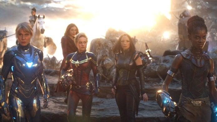 Avengers Endgame A Force