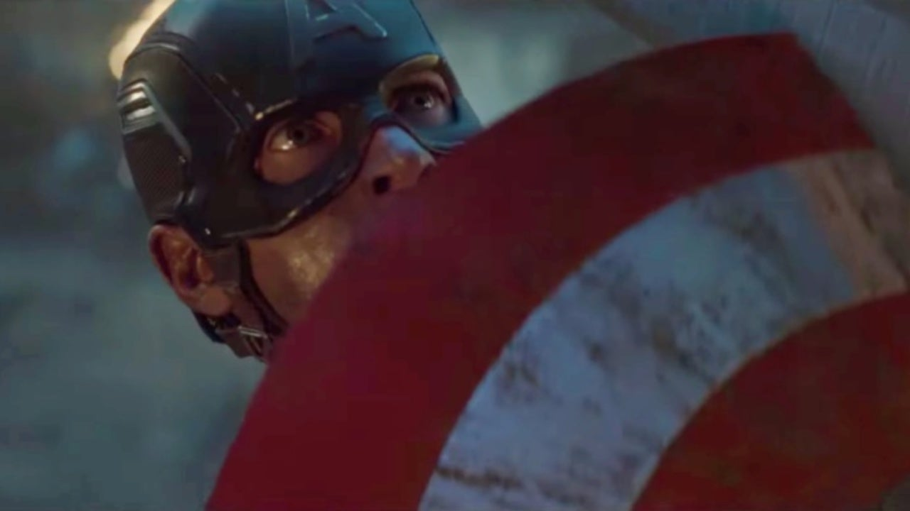 Avengers Endgame Concept Art Shows Thanos Breaking Cap S