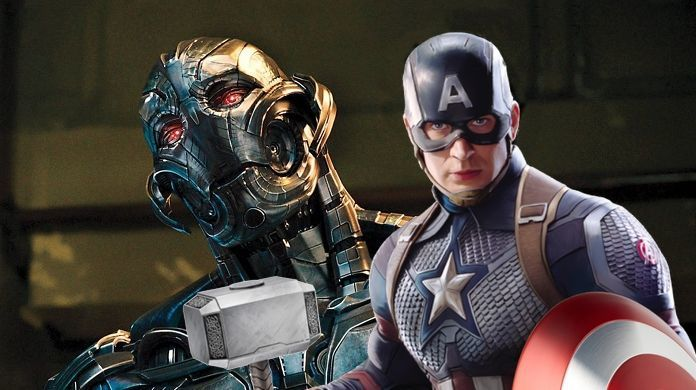 avengers endgame captain america age of ultron