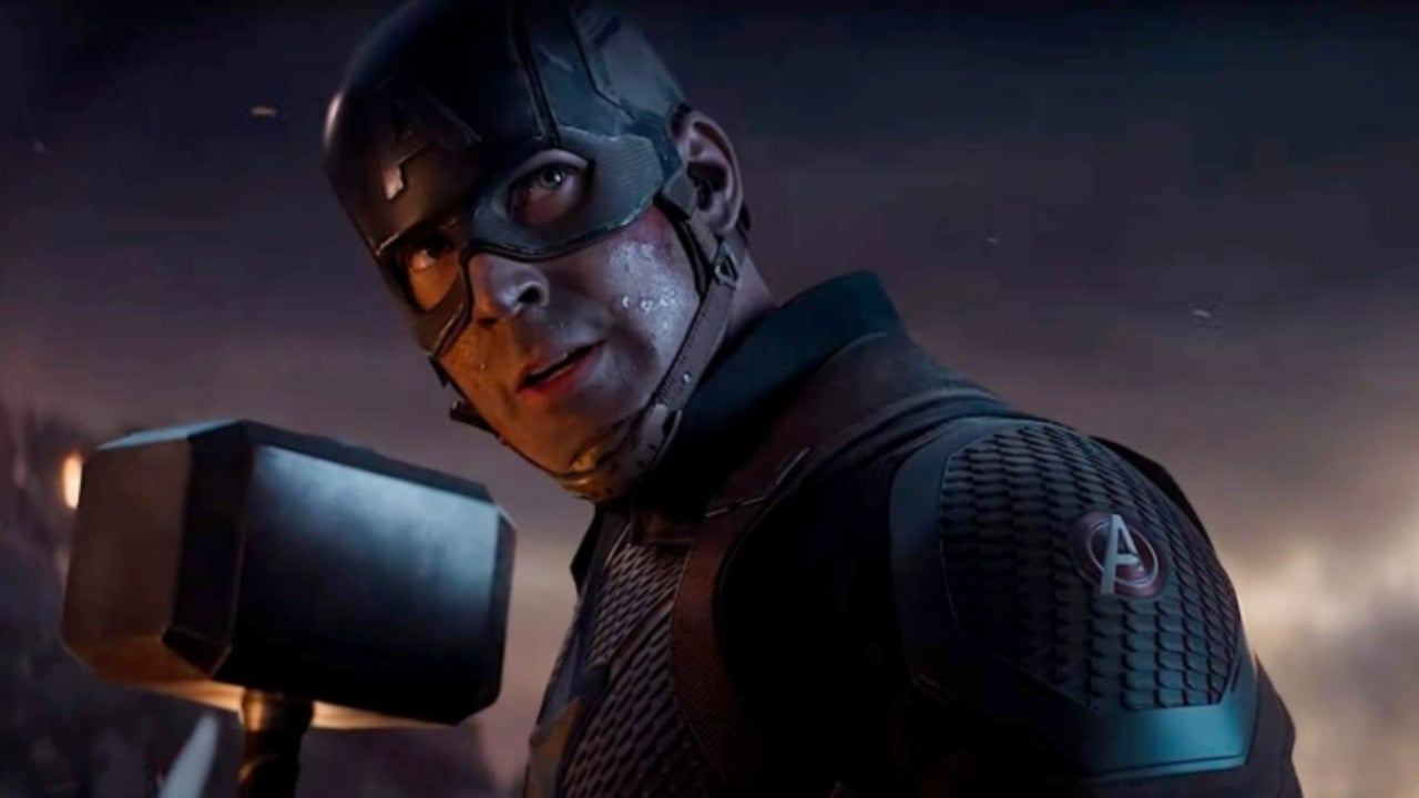 Avengers: Endgame Star Chris Hemsworth Was Mad When He Learned Captain America Could Lift Mjolnir