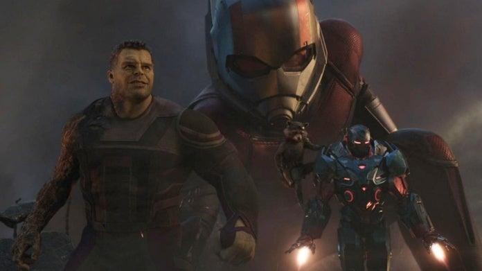Avengers Endgame Giant Man