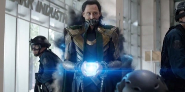 Tom Hiddleston Reveals How Long He's Been Lying About the Loki Series