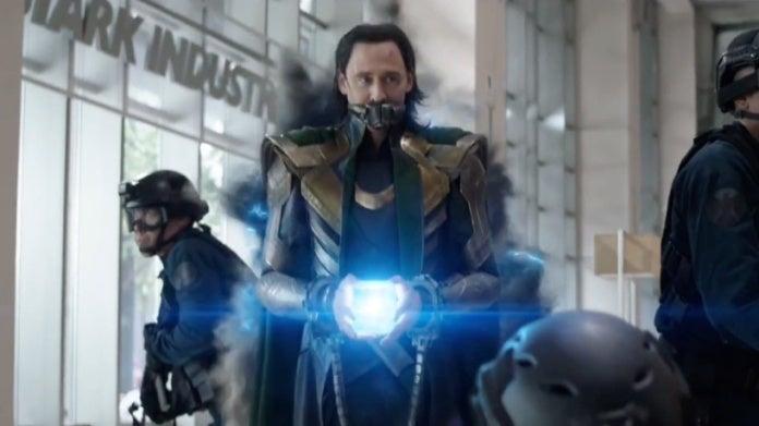 Vingadores Endgame Loki