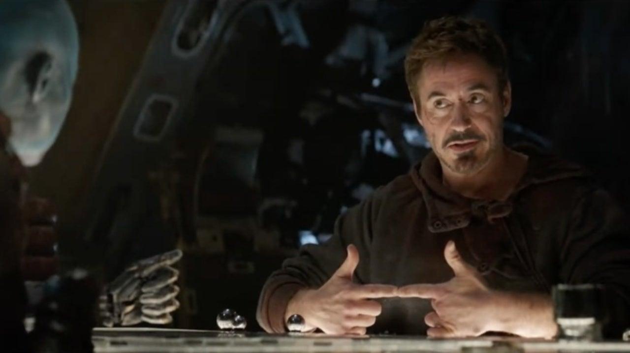 How Avengers: Endgame Paper Football Scene Set Up a Pivotal Moment
