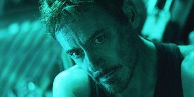 Avengers: Endgame Footage Reveals Robert Downey Jr. Rehearsing Iconic Scene