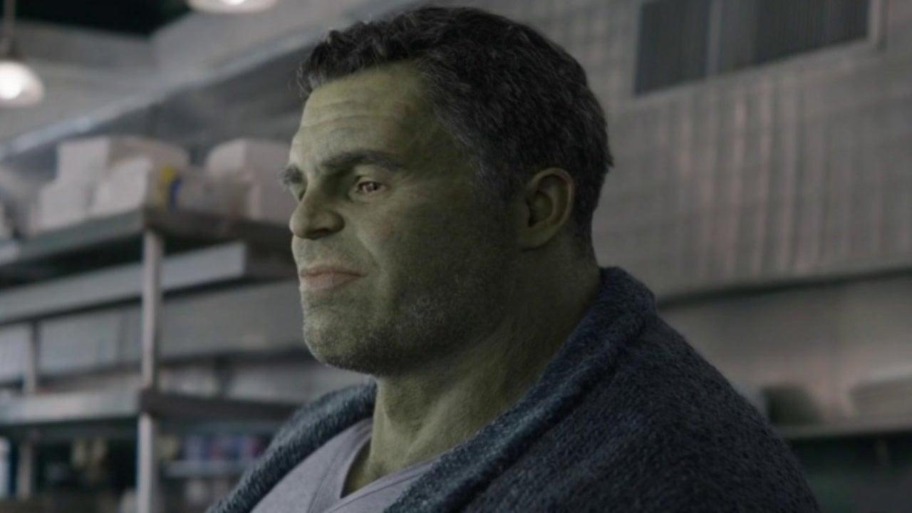 Avengers: Endgame Never Before Seen Test Footage of Smart Hulk Revealed