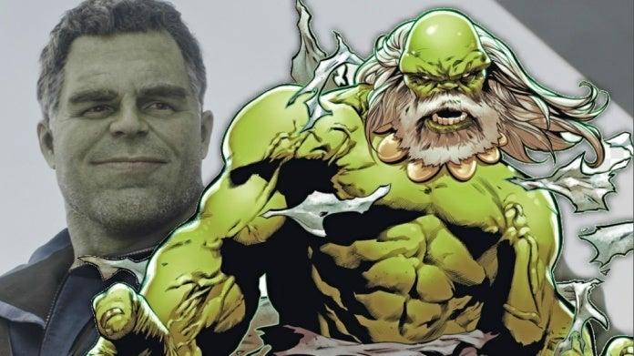 Avengers Endgame Smart Hulk Maestro ComicBookcom