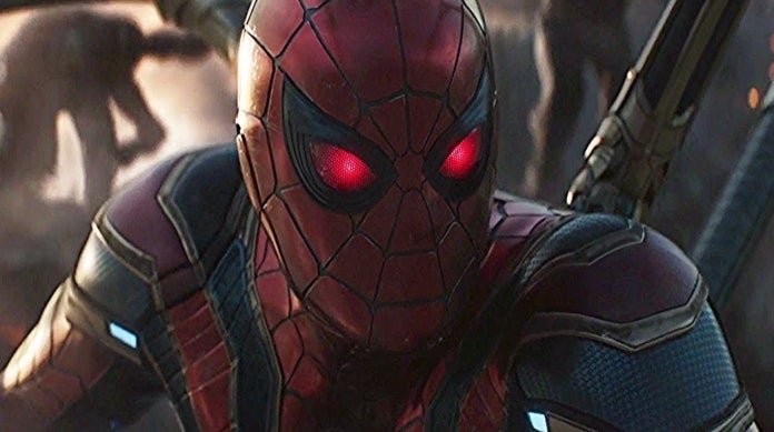 Avengers Endgame Spider-Man
