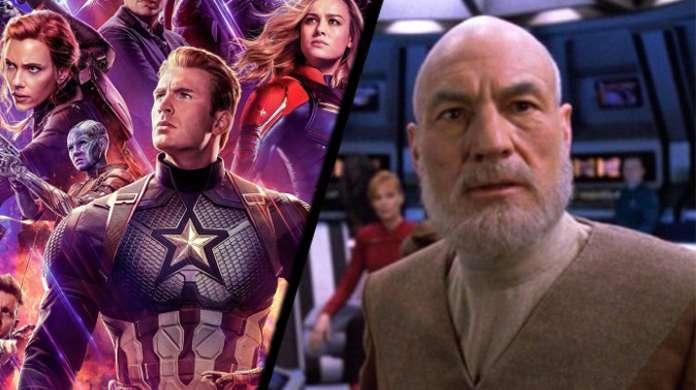 Avengers Endgame Star Trek The Next Generation