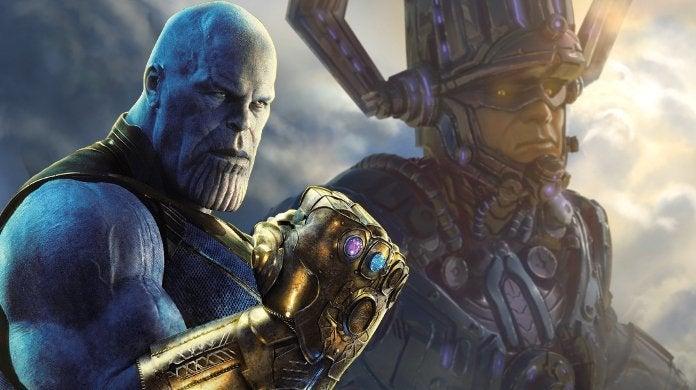 Avengers Endgame Thanos Snap Cretaes Galactus MCU Theory