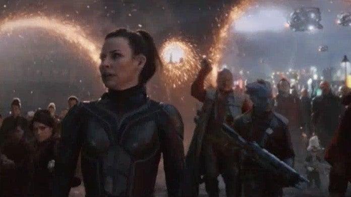 avengers endgame the wasp easter egg