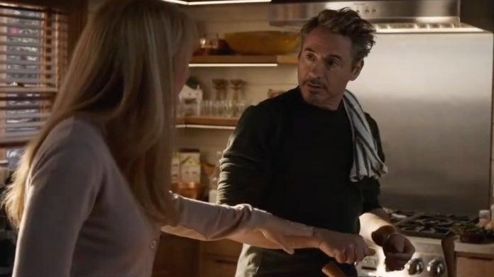 Avengers Endgame Tony Pepper