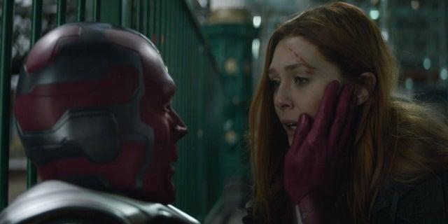 Avengers Wanda Vision