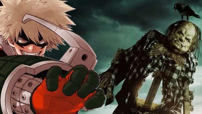 Bakugo Scary