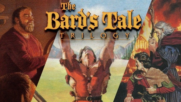 bards tale trilogy art