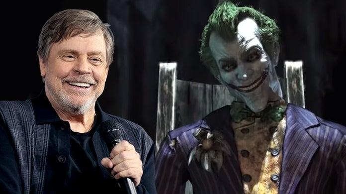Batman Arkham Asylum Mark Hamill Joker