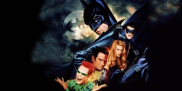 Joel Shumacher Says Batman Forever Was The Cheapest Batman Movie Ever Made