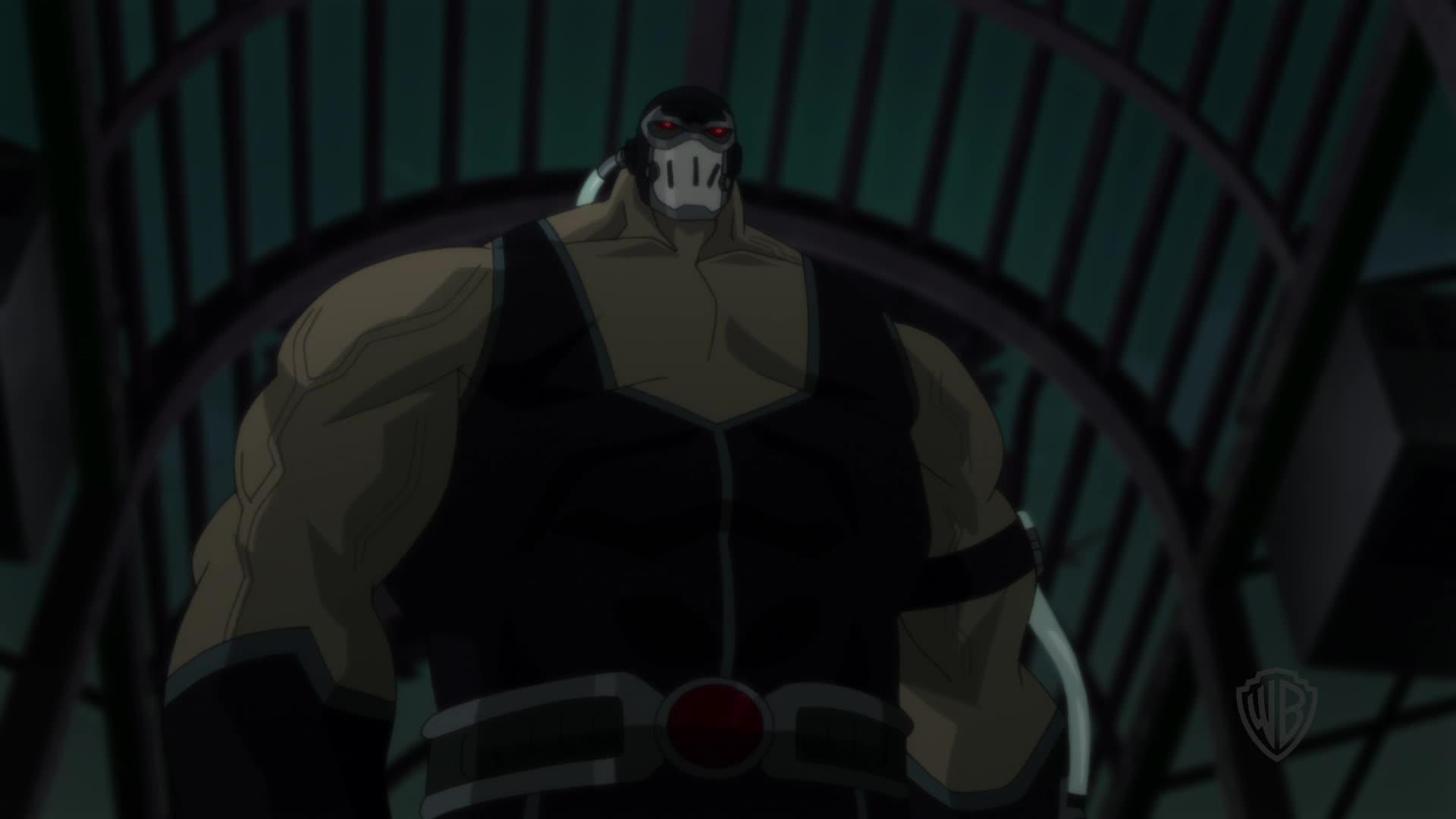Batman: Hush Clip - Bane on the Loose screen capture