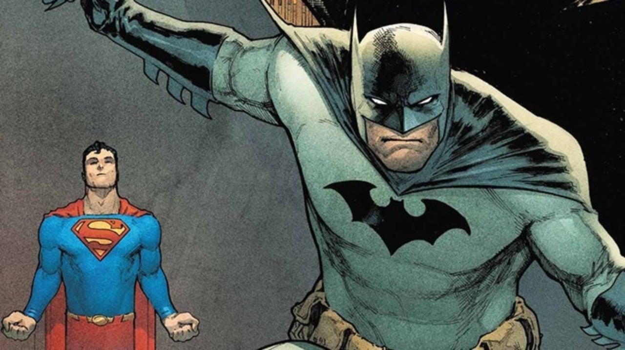 DC Reveals The SPOILER Who Laughs in Batman/Superman