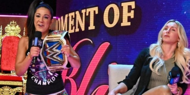 Bayley Pushes for a Queen of the Ring Tournament, WWE Fans Agree