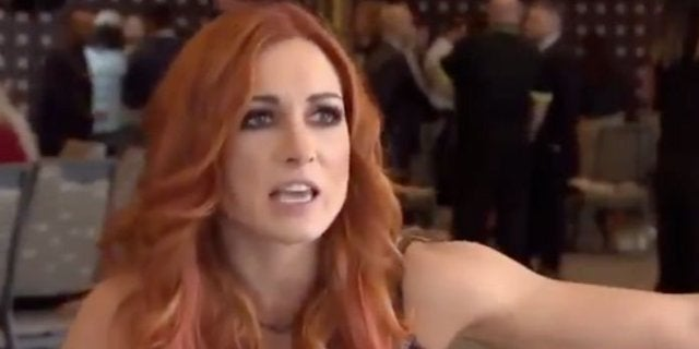 Watch: Becky Lynch Blasts the Rest of the WWE Women's Division for Not Stepping Up