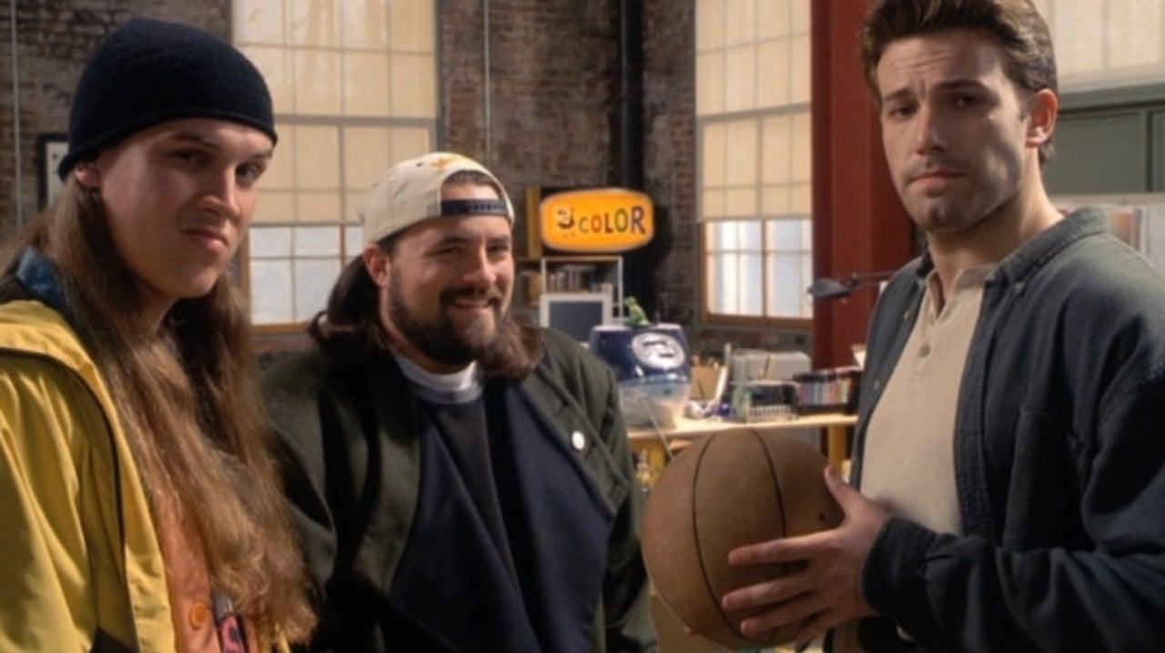 A Heartfelt Birthday Post Proves Kevin Smith's Friendship with Ben Affleck is on the Rise