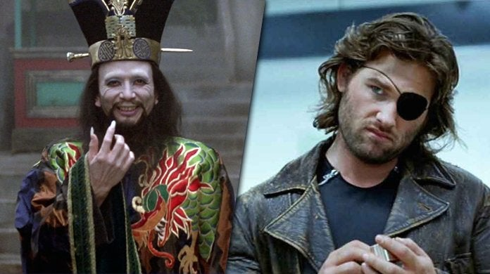big trouble in little china escape from new york john carpenter