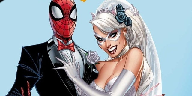 Marvel Planning Spider-Man & Black Cat Wedding