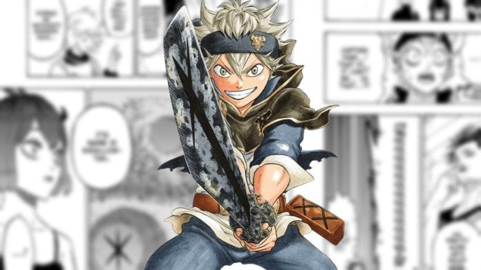 Black Clover Chapter 215 Manga