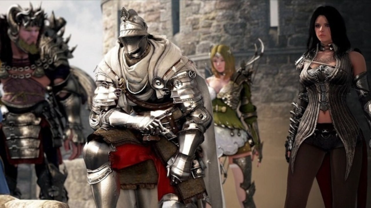 Black Desert Is Now Free to Try on PlayStation 4