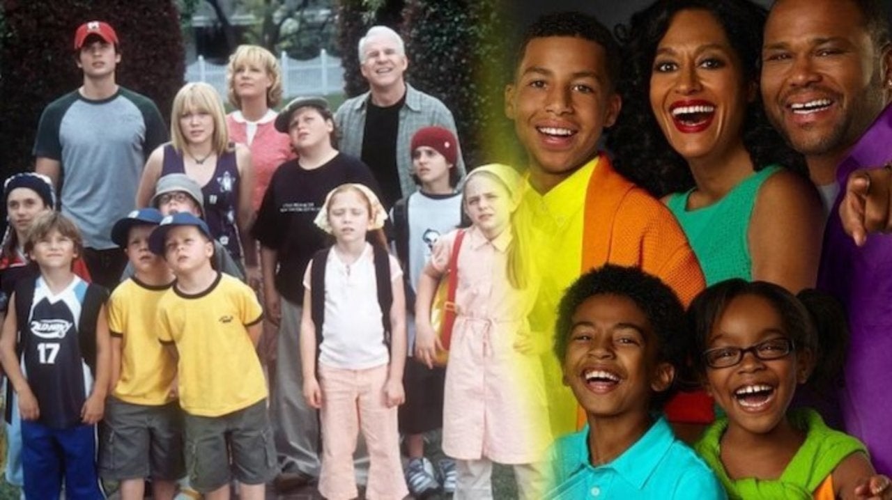 Black-ish Producer Reportedly Helming Cheaper By the Dozen Reboot