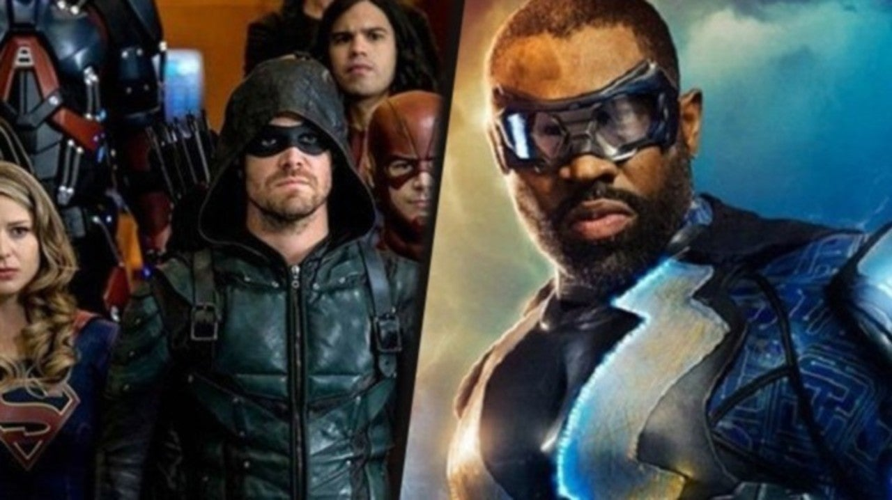 Black Lightning Actor Reveals Details of His Involvement in Crisis on Infinite Earths
