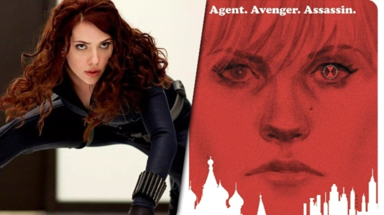 Black Widow Fan Uses Classic Comic Cover to Create Incredible Movie Poster