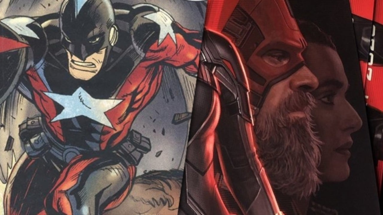 Marvel Studios Unveils First Look at David Harbour's Red Guardian
