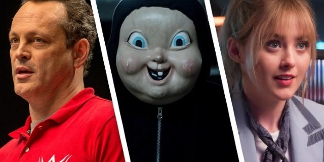 Happy Death Day Director's New Blumhouse Project Is a Body-Swapping Thriller Starring Vince Vaughn