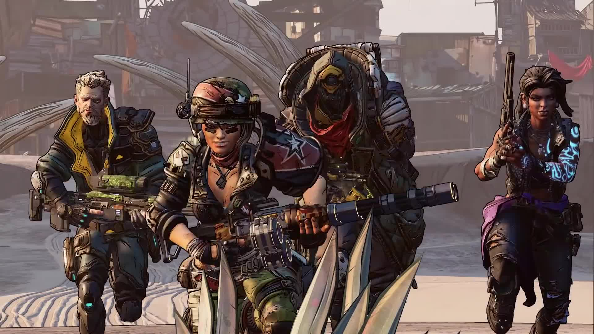 Borderlands 3 Announce Trailer screen capture